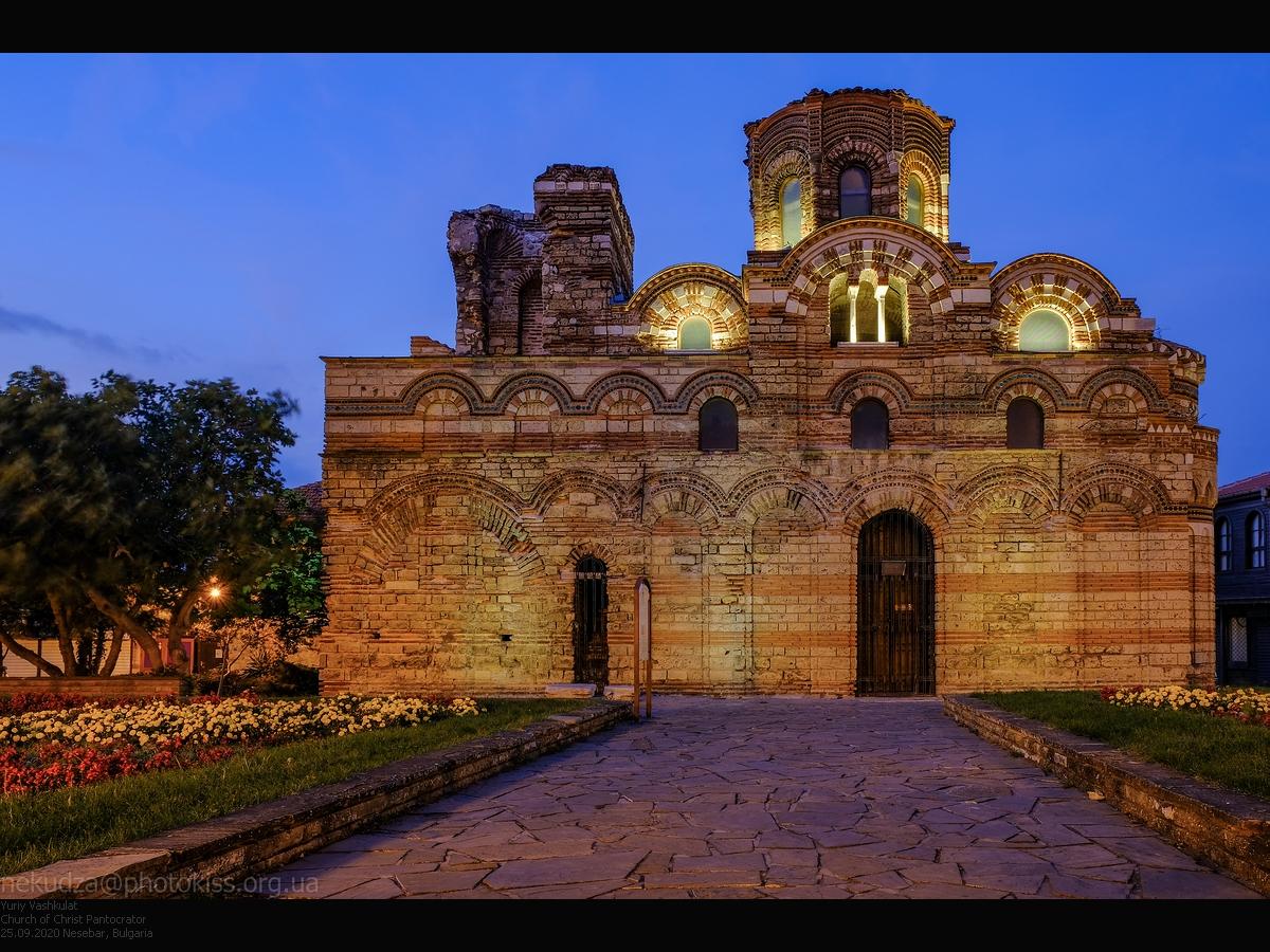 Достопримечательности Болгарии: Несебр