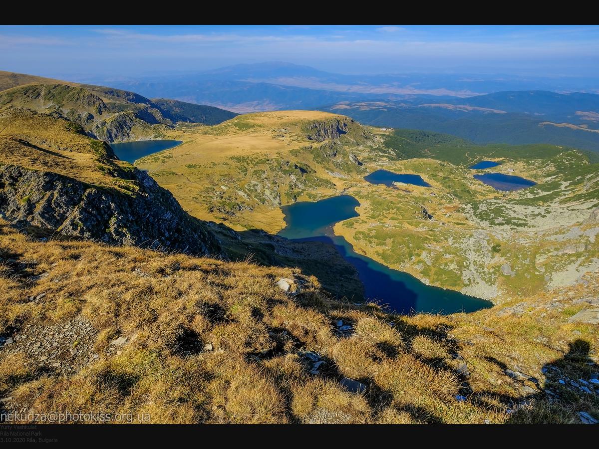 Национальный парк Рила