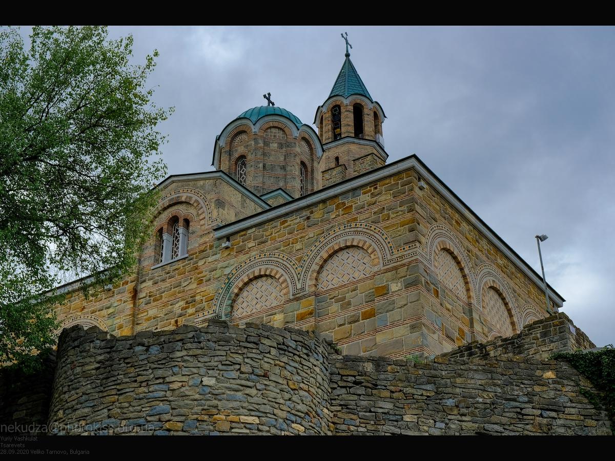 Достопримечательности Болгарии: Царевец