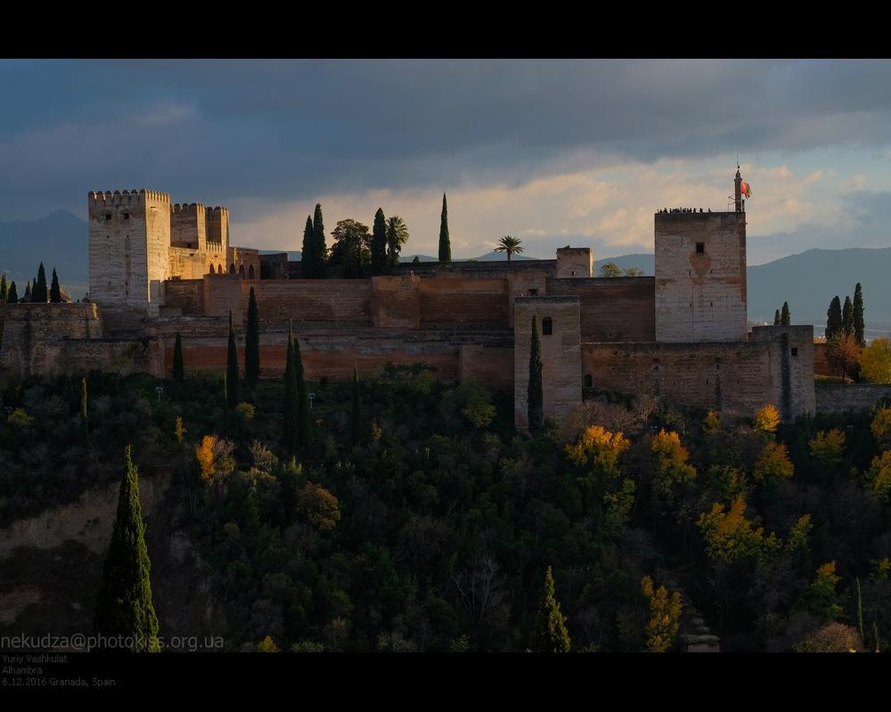 Алькасаба Альгамбры