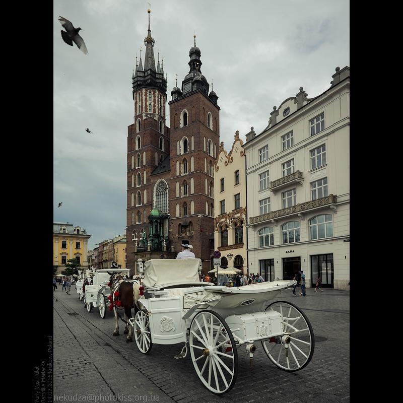 фотографии Кракова