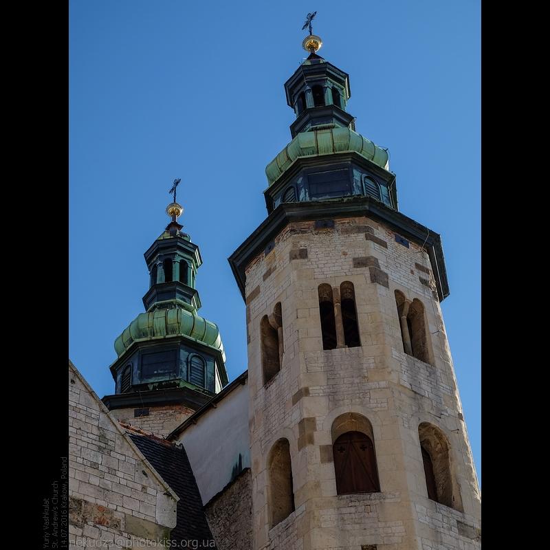 церковь Святого Андрея в Кракове