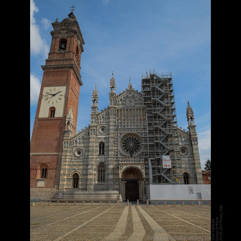 собор Монцы