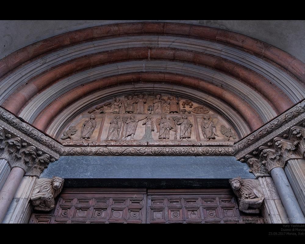 Монца. Собор Иоанна Крестителя