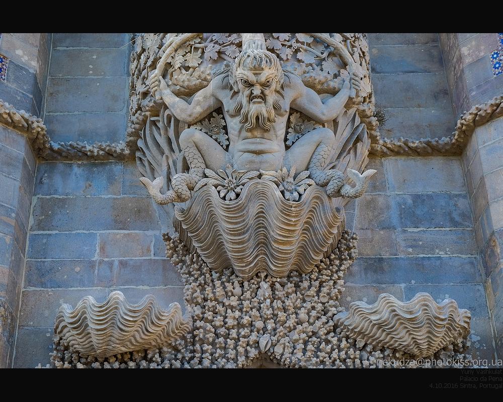 Дворец Пена в Синтре