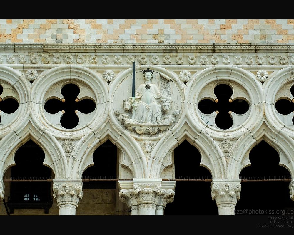 Фотографии Венеции. Дворец дожей