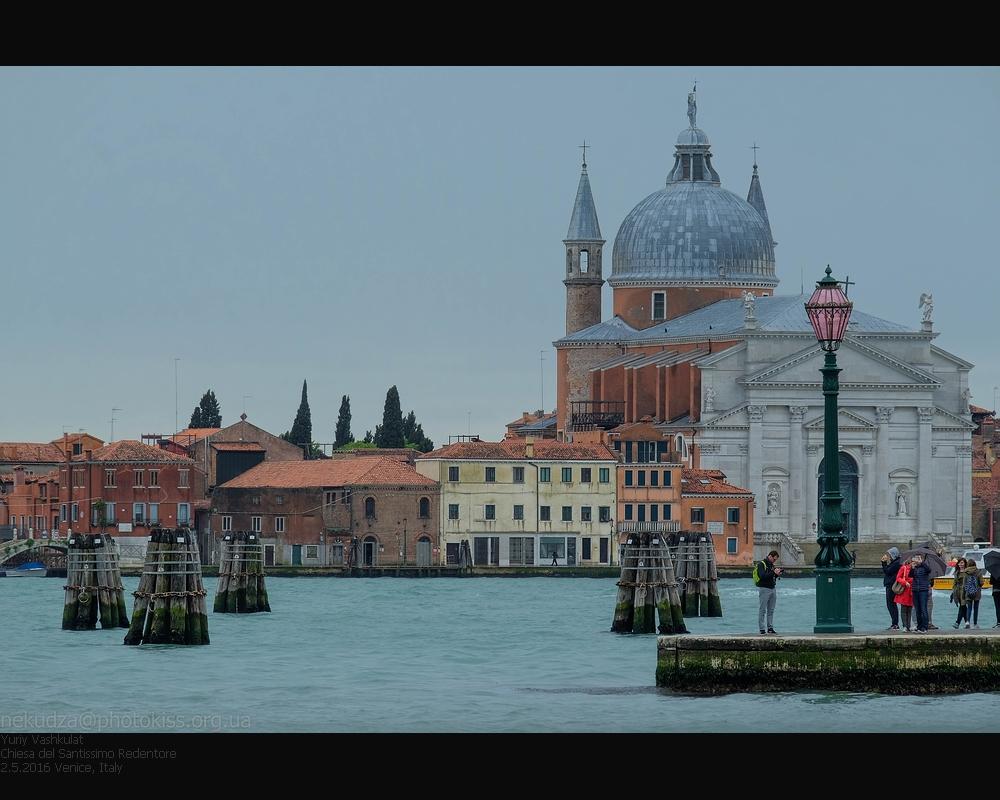 Фотографии Венеции. Иль Реденторе
