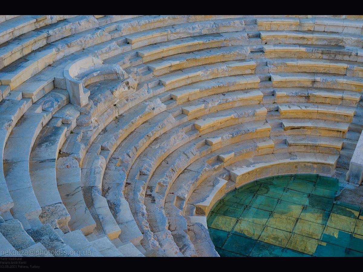 Театр в Патаре