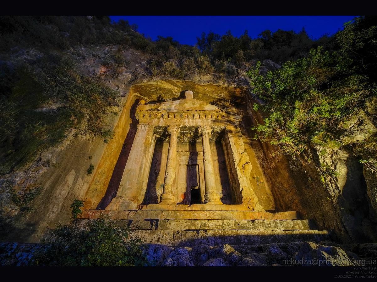 Гробницы Тельмессоса